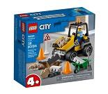 LEGO City Veiarbeidsbil 60284