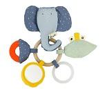 Aktivitetsleke med elefant fra Trixie