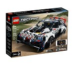 LEGO Technic App-styrt Top Gear-rallybil 42109