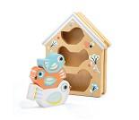 Babyfugl, stableleke og puttekasse - Djeco