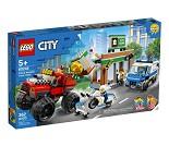 LEGO City Bankran med monstertruck 60245