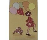Ballonger, postkort