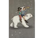 Polareventyr, postkort