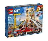 LEGO City Brannvesenet i aksjon 60216
