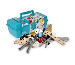 Builder, startersett med verktøykasse - BRIO