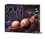 Bygg solsystemet, stort hobbysett