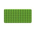 Byggeplate, grønn - BiOBUDDi