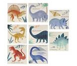 Servietter, dinosaurer, 16 stk - Meri Meri