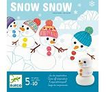 Redd snømennene, samarbeidsspill fra Djeco