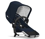 Donkey3 Classic duo extension, navy, aluminium