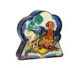 Eventyrpuslespill Aladdin, 24 biter - Djeco