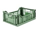 Foldbar oppbevaringskasse Almond 40x30 - Aykasa