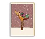 Gaver, postkort