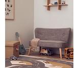 Grå sofa - Kids Concept