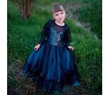 Heksekjole, 9-10 år, kostyme
