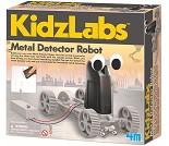 Hobbysett, Metalldetektor robot