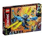 LEGO Ninjago Jays kyberdrage 71711