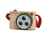 Kamera i tre med fargelinser - PlanToys