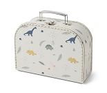 Koffertsett med dinosaurer, 3 stk - Liewood