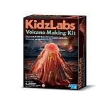 Lag din egen vulkan, eksperimentsett