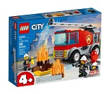 LEGO City Brannvesenets stigebil 60280