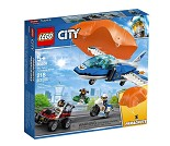 LEGO City Fallskjermarrestasjon 60208