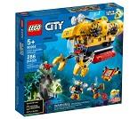 LEGO City Forskningsubåt 60264