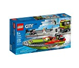LEGO City Racerbåt og trailer 60254