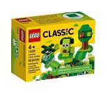 LEGO Classic Grønne kreativitetsklosser 11007