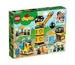 LEGO DUPLO Byggearbeid med rivningskule 10932