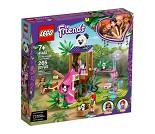 LEGO Friends Pandaenes jungeltrehytte 41422