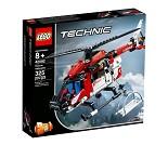 LEGO Technic Redningshelikopter 42092