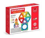 Magformers Basic Plus, 26 deler - magnetklosser