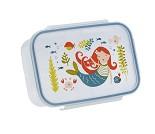 Matboks med havfrue, tre rom - Sugarbooger