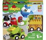 LEGO Duplo, Mine første bilmodeller 10886
