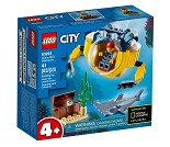 LEGO City Mini-ubåt 60263