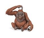 Orangutang miniatyrfigur - Papo