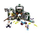 LEGO Hidden Side, Newbury T-bane 70430