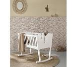 Seaside hvit vugge fra Oliver Furniture