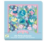 Perler i blåtoner, 285 perler - Djeco