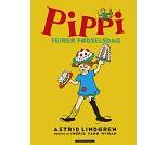 Pippi Langstrømpe feirer fødselsdag, bildebok