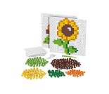 Pixelperler, blomst og skilpadde - BiOBUDDi