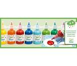 Plakatmaling, 8 flasker - Djeco