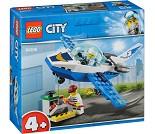 LEGO City, Politi med jagerfly 60206