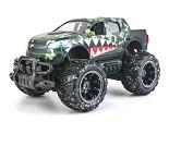 Ranger RC monstertruck, 30 cm, fjernstyrt bil
