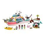 LEGO Friends, Redningsbåt 41381