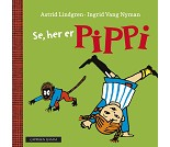 Se, her er Pippi - Pekebok