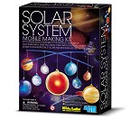 Solarsystem Mobile Kit byggesett 42x42 cm
