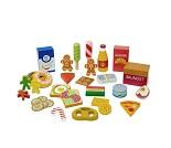 Sprell julekalender med lekemat