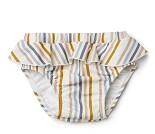 Stripete badetruse til baby fra Liewood, str 68-74